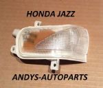 HONDA JAZZ 2008 - 2014 WING MIRROR INDICATOR L/H OR R/H AVAILABLE